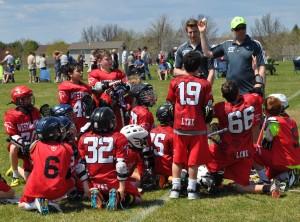 Burlington lacrosse 104cc