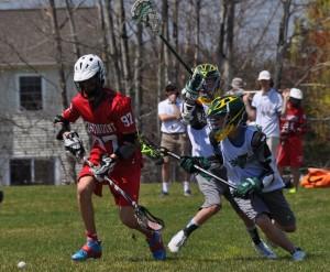 Burlington lacrosse 113cc