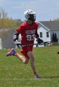 Burlington lacrosse 125cc